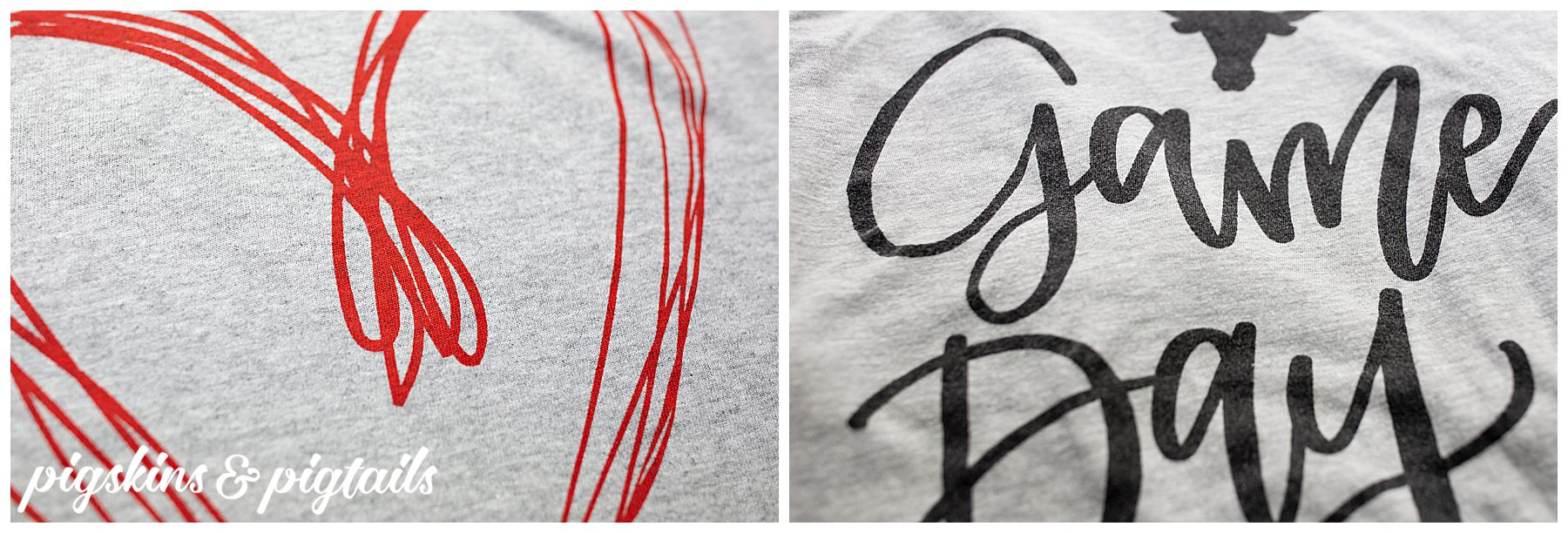 Screen printing diy shirt