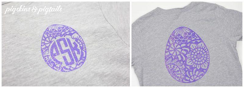 Glitter Screen Print T-shirt Speedball