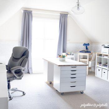 Studio Tour: My Creative Space