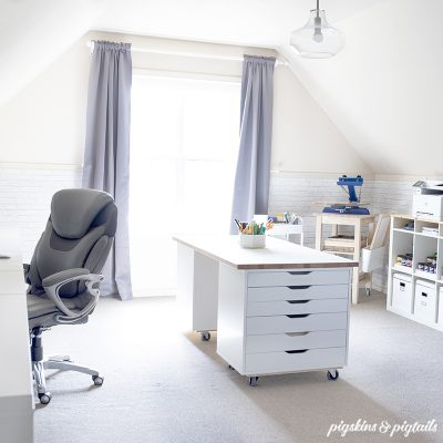 Studio Tour: My Creative Space