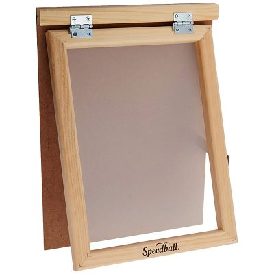Speedball Hinged Frame for Screen Printing