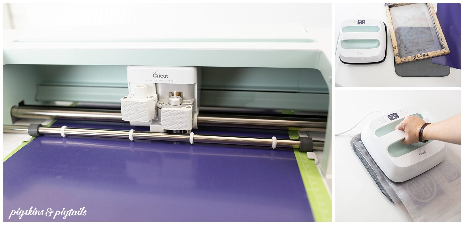 how to make permanent screen vinyl printing