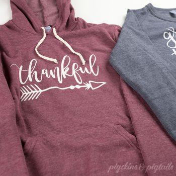 Screen Printing on My Favorite Sweatshirts