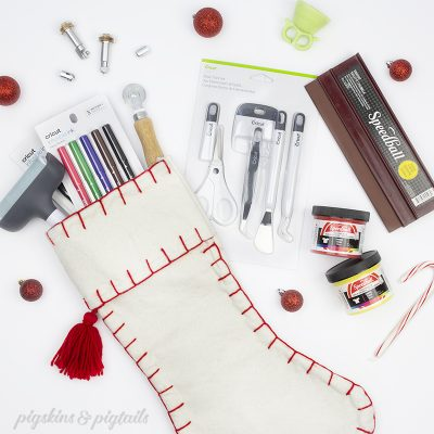 Stocking Stuffer ideas for crafters cricut creative