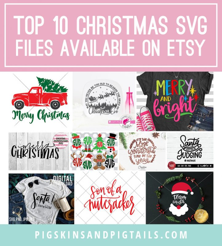 top 10 svg files christmas download