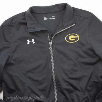 Screen Printing on Under Armour Jackets and Shirts