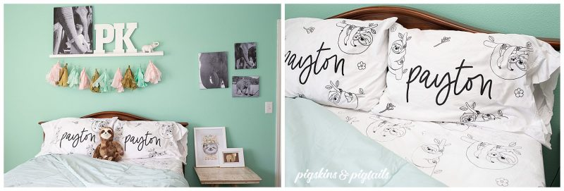 screen printing project ideas personalized bed sheets