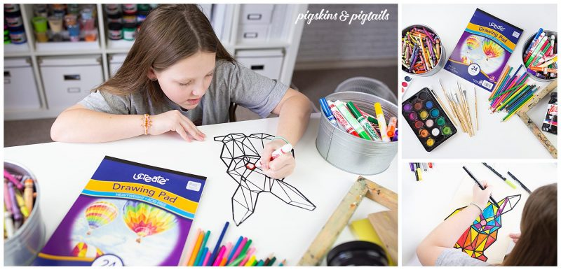 projects to make at home screen printing kids