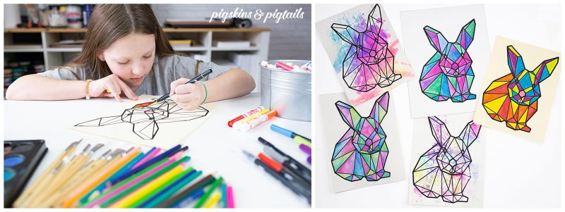screen printing coloring books for kids