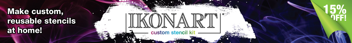 ikonart screen printing kit discount code promo coupon