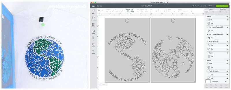 cricut design space screen printing multi color designs tutorial
