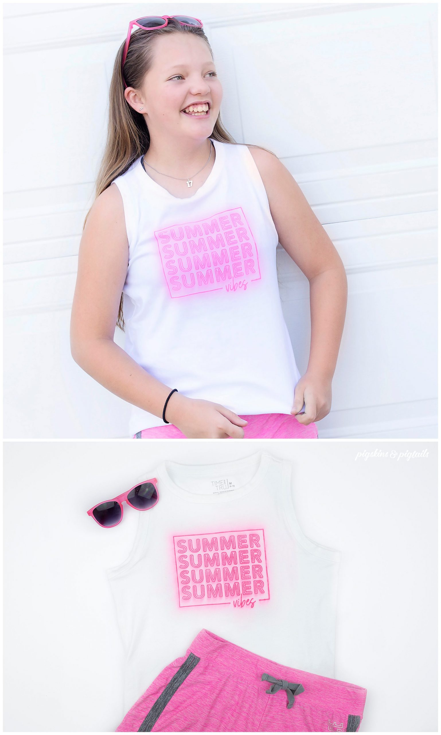 summer screen printing neon lights ink florescent