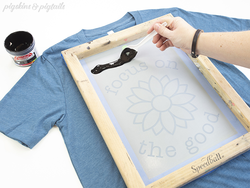 learn screen printing vinyl cricut silhouette tutorial how to