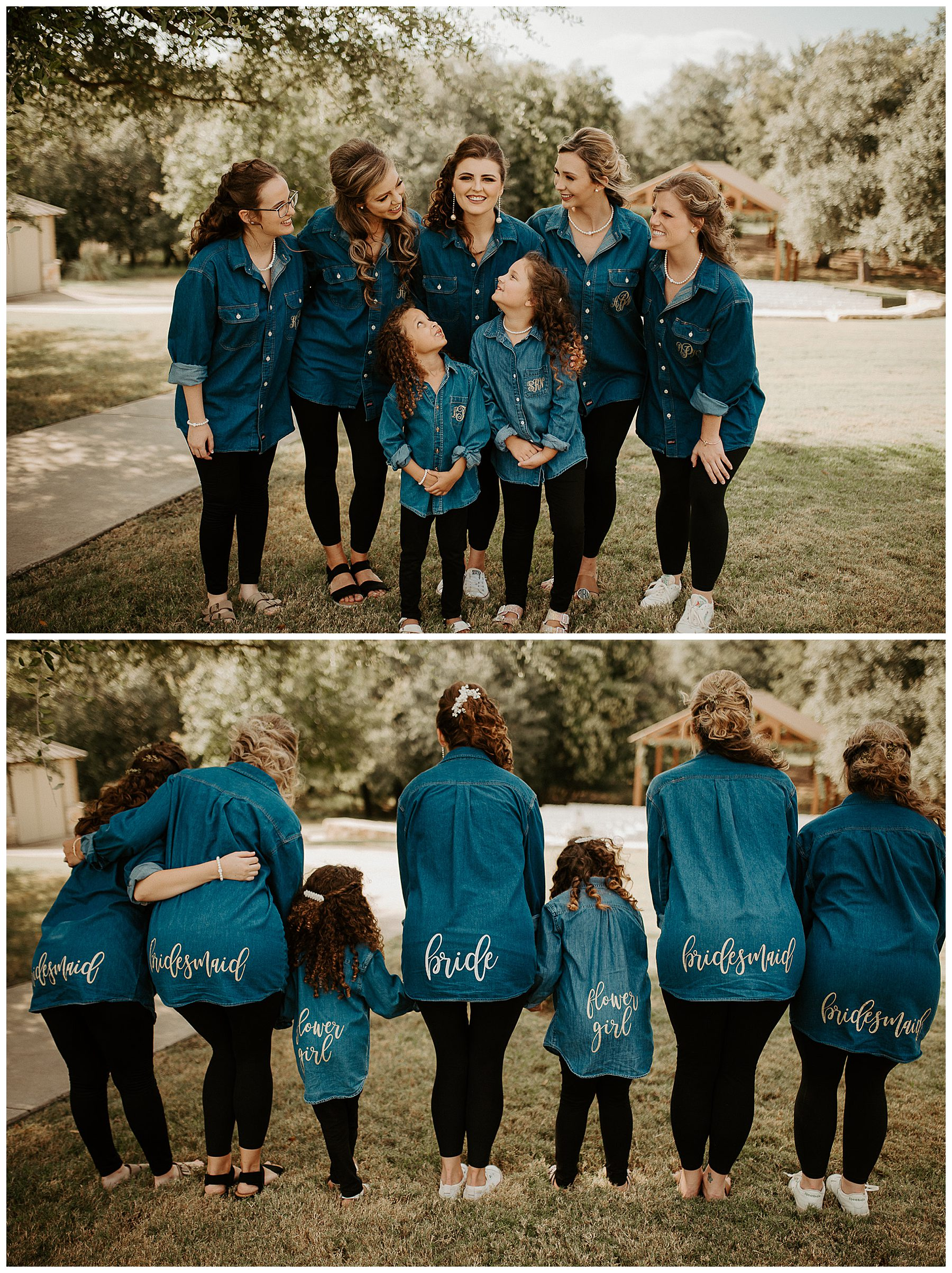 diy wedding party getting ready oversized shirts cricut personalized monogrammed