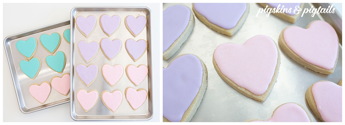 royal icing cookies decorated idea