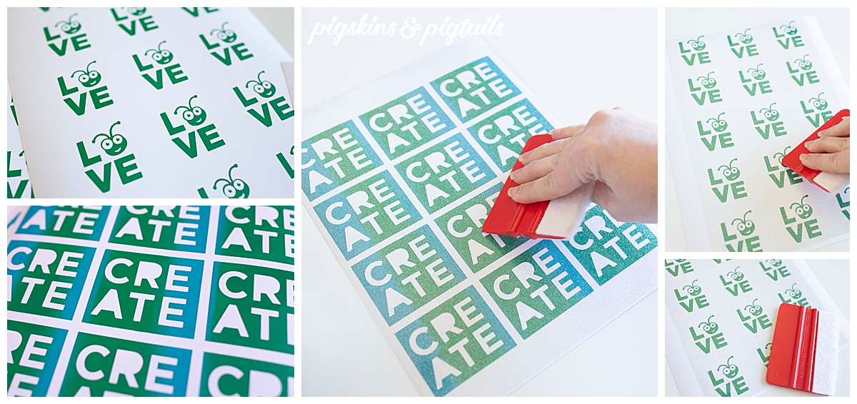 sticker glitter effect waterproof coat oracal 851