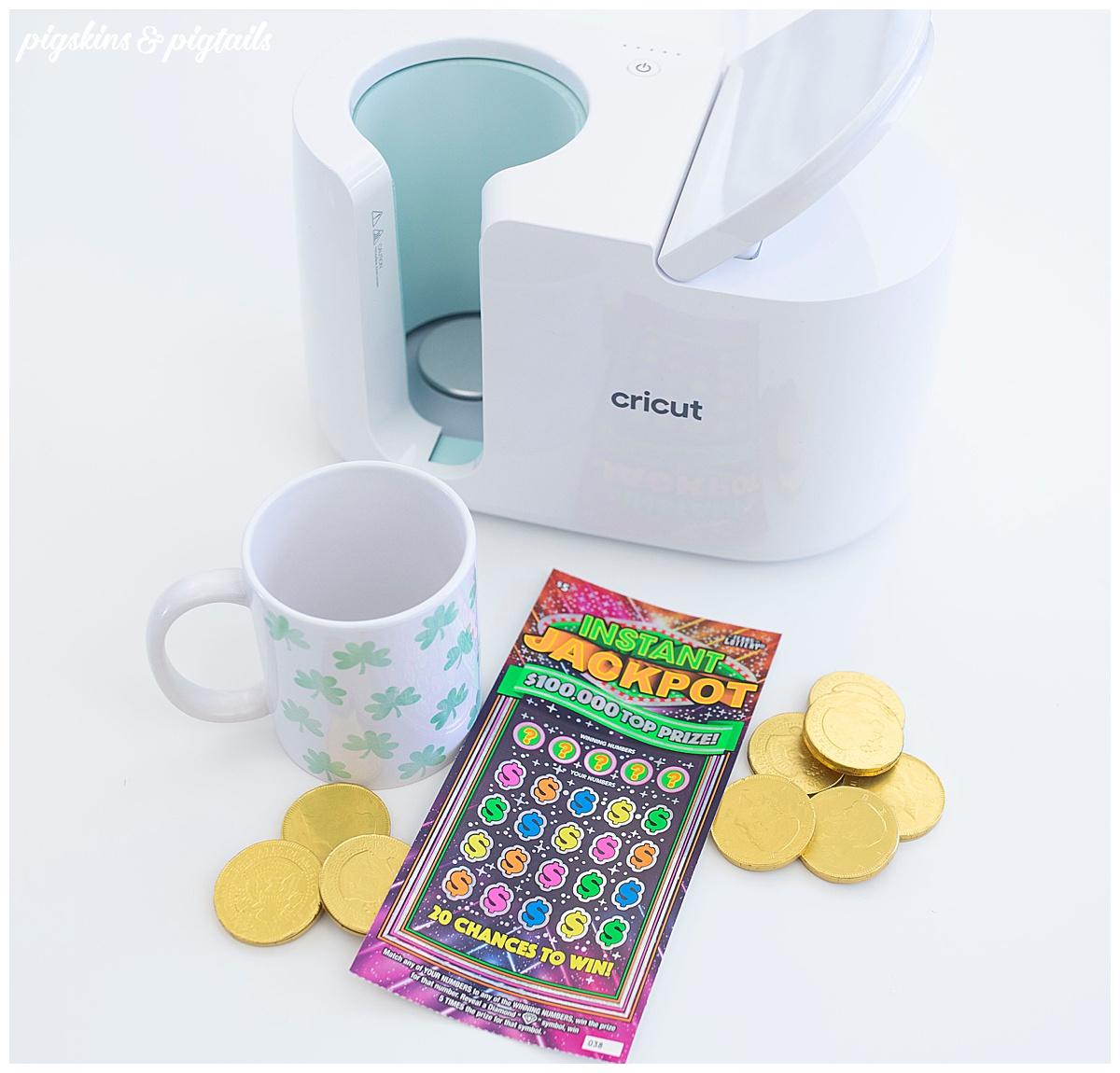 diy gift idea cricut mug press