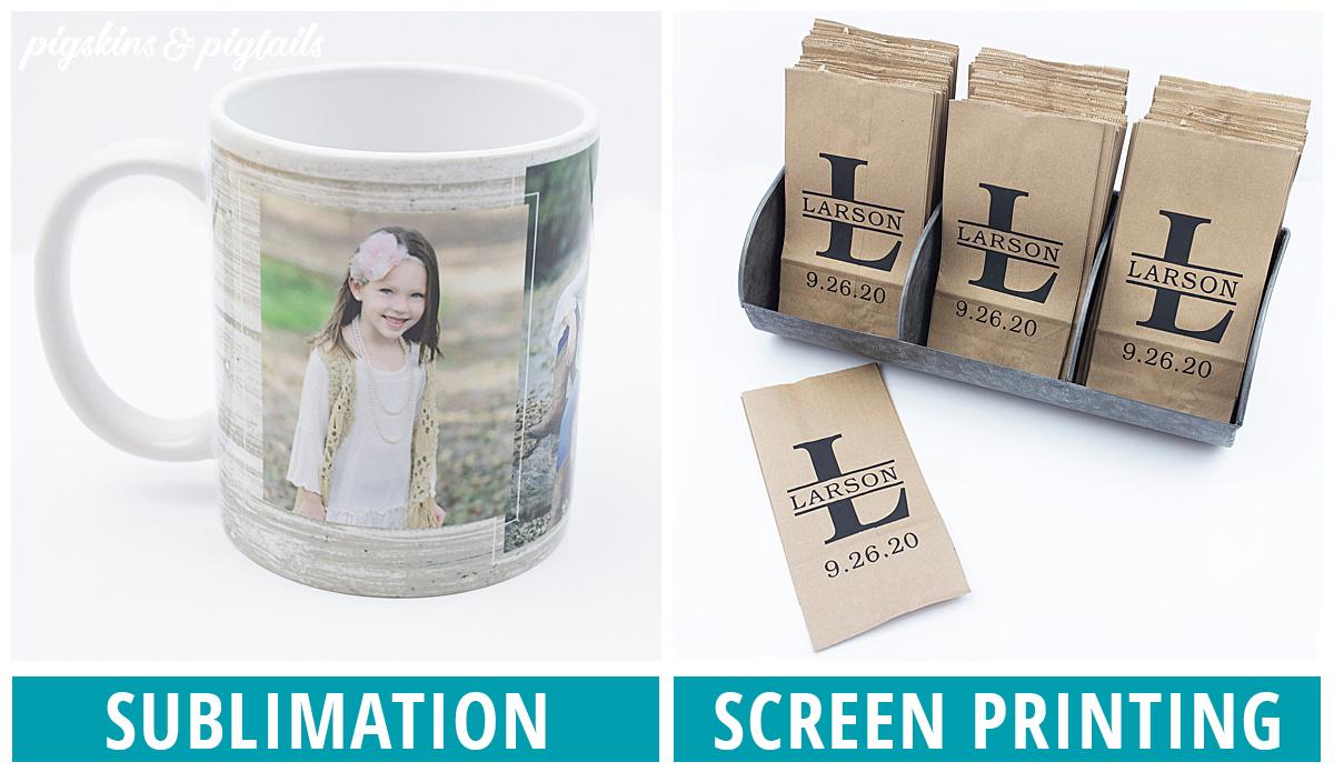 sublimation mug what works