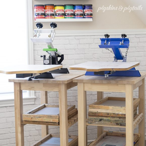 Which 1-Color Screen Printing Press Should I Buy?