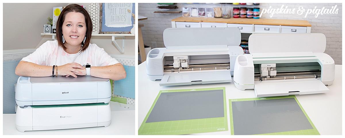 cricut cutting machine vinyl screen printing