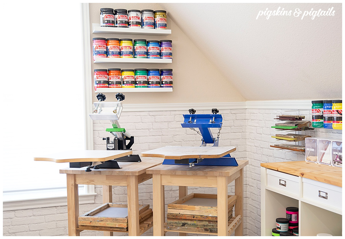 which-1-color screen printing press best beginners